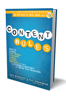 Content Rules by Ann Handley and CC Chapman